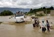 Des innondations en Haïti