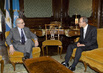 Secretary-General Meets Foreign Minister of Argentina 4.3694777