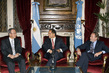 Secretary-General Meets Senate and Congress Presidents 4.3187876