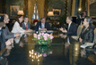 Secretary-General Meets President, and President-Elect of Argentina 4.2857556
