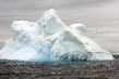 View of Collins Glacier in Antarctica 9.287596