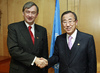 Secretary-General Meets President of Slovenia 1.9776404