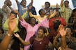 Congolese Women Rejoice after Signing of Peace Accord in Goma 5.2166677