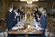 Secretary-General Attends Dinner Hosted by Prime Minister of Slovenia 1.8365526