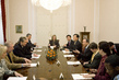 Secretary-General Meets President of Slovenia 1.8269305