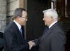 Secretary-General Meets former President of Slovenia 1.8118913