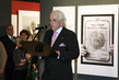 Photographer Speaks at Holocaust Remembrance Exhibit 1.3600873