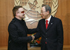 Secretary-General Meets International Social Justice Activist 9.433239