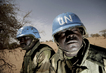 UNAMID Peacekeepers on Patrol 1.4385612