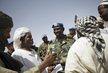 UNAMID Commander Meets Arab Nomads 4.4392962