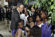 Secretary-General Meets Rwandan Children at Genocide Anniversary 1.607794