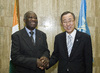 Secretary-General Meets President of Côte d'Ivoire 1.73978