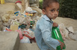 Young Afghan Children Collect Waste 9.98106