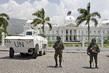 MINUSTAH Peacekeepers Patrol Streets 7.9190135
