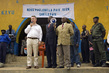 Foreign Minister of Belgium Visits Masisi Village 4.4570274