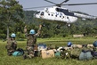 MONUC Peacekeepers and FARDC Begin Joint Patrol 4.332739
