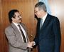 Secretary-General Meets with Permanent Representative of Yemen 1.0