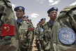 UNAMID Chinese Engineers Arrive in Nyala 4.4402685