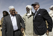Local Leader Speaks with AU and UN Darfur Special Envoys 4.439507
