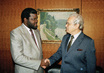 Secretary-General Meets with Prime Minister of Namibia 2.4801276