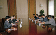 UN Humanitarian Coordinator Meets Vice President of DPRK 7.2048078