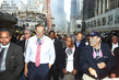 "Secretary-General Visits World Trade Center Site, ""Ground Zero,"" following Terrorist Attacks in New York City 8.784952"