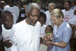 Secretary-General Visits Sierra Leone