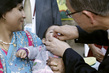 Secretary-General Administers Polio Vaccine 7.2818646