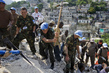 MINUSTAH Force Commander Joins School Collapse Rescue Operation 8.009379