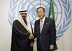 Secretary-General Meets King of Saudi Arabia 1.0