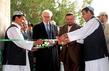 Head of UNAMA Opens New Mission Field Office 7.7260313