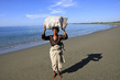 Woman Carries Banana Harvest 9.9717245