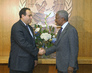 Secretary-General Meets with Foreign Minister of Azerbaijan 2.6299329