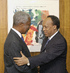 Secretary-General Meets with Foreign Minister of Djibouti 2.5779157