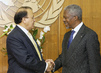 Secretary-General Meets with Foreign Minister of Bangladesh 2.5779157