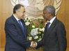 Secretary-General Meets with Foreign Minister of Tunisia 2.5779157