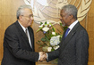 Secretary-General Meets with Foreign Minister of Tajikistan 2.5779157