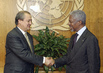 Secretary-General Meets with Foreign Minister of Uzbekistan 2.5779157