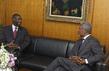 Secretary-General Meets with Permanent Representative of Mali 2.5508971