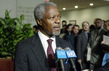 Secretary-General Makes Statement in Regards to Iraq