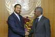 Secretary-General Meets with Foreign Minister of Liberia 2.5495772