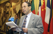 Permanent Representative of Iraq Briefs Press at Security Council Stakeout Area 2.5665498