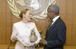 Secretary-General Meets with Foreign Minister of Austria 2.5442727