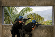 MINUSTAH SWAT Team Participates in Drug Seizure Exercise 10.692692