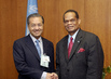 President of 58th Session of General Assembly Meets Prime Minister of Malaysia 2.6096005