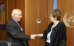 Deputy Secretary-General Meets Commissioned in Charge of External Relations of the EU 2.6262496