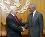 Secretary-General Meets President of the Inter-Parliamentary Union 2.6331322
