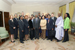 Nane Annan Hosts Breakfast Awardees of 2003 UNDP Poverty Eradication Awards and Unity Journalists of Color 2.6331322