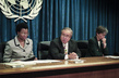 Press Conference by Secretary-General's Expert on Impact of War on Children 2.5865293