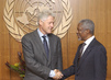 Secretary-General Meets Former President of the United States 2.6331322